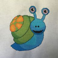 Cartoon Snail PDF