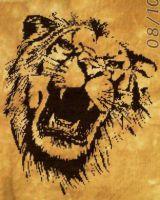 Monochrome Lion PDF