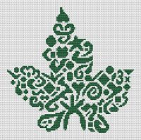 Tribal Maple Leaf PDF