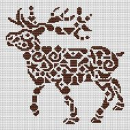 Tribal Reindeer