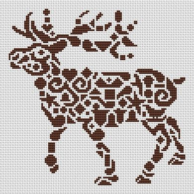 Tribal Reindeer PDF
