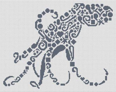 Tribal Octopus PDF