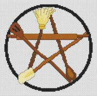 Kitchen Witch - Pentacle