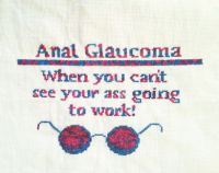 Anal Glaucoma