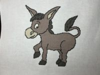 Cartoon Donkey PDF