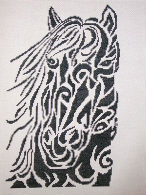 Tribal Horse PDF