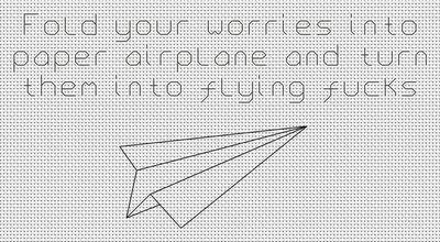Blackwork Flying Fuck PDF