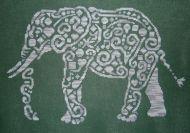 Tribal Elephant