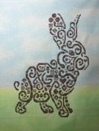 Tribal Bunny PDF