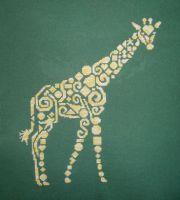 Tribal Giraffe PDF