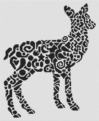 Tribal Deer PDF