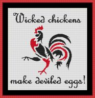 Wicked Chickens