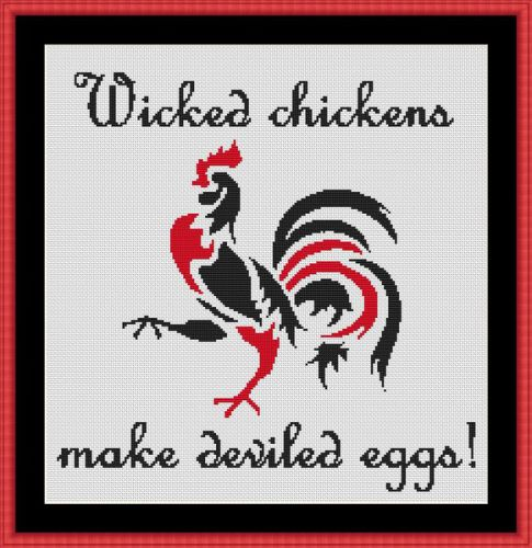 Wicked Chickens PDF