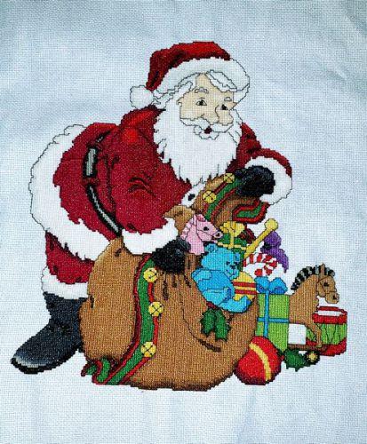 Vintage Santa PDF