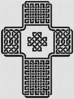 Celtic Knot Cross 1 PDF