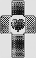 Celtic Knot Cross 2 PDF