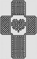 Celtic Knot Cross 2