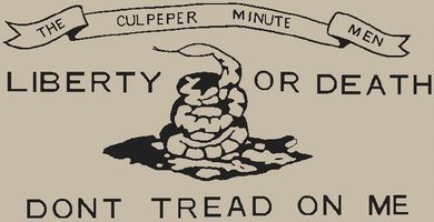 Culpepper Minute Men Flag PDF