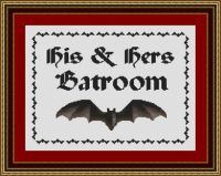 His and Hers Batroom