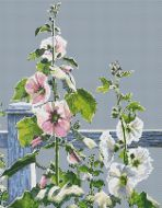 Hollyhocks PDF