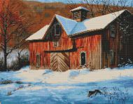 Barn in Sugar Grove PDF
