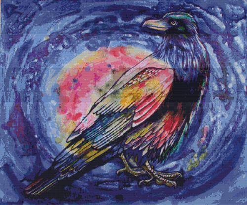 Rainbow Raven