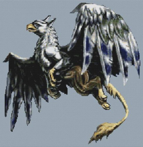 Gryphon in Flight