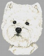 West Highland Terrier Portrait PDF