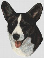 Black and White Corgi PDF