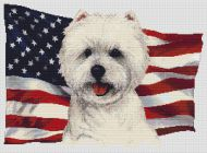 Patriotic West Highland Terrier PDF
