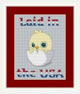 Laid in the USA