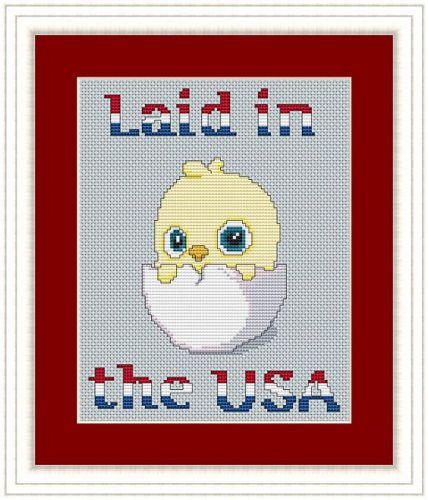 Laid in the USA PDF